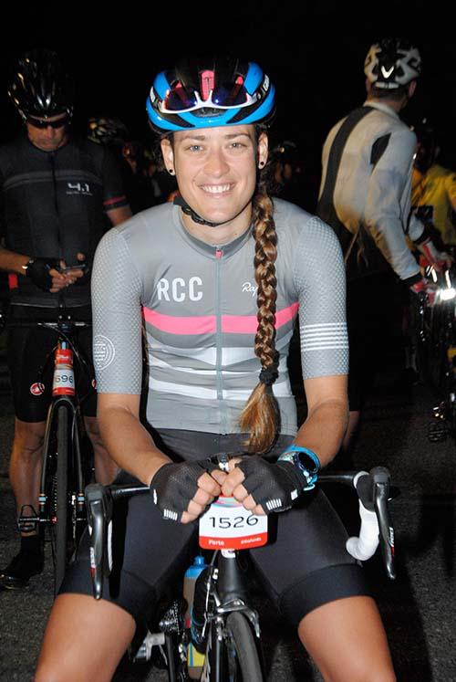 Forte 2017 Women's Winner Anneleen Bosma