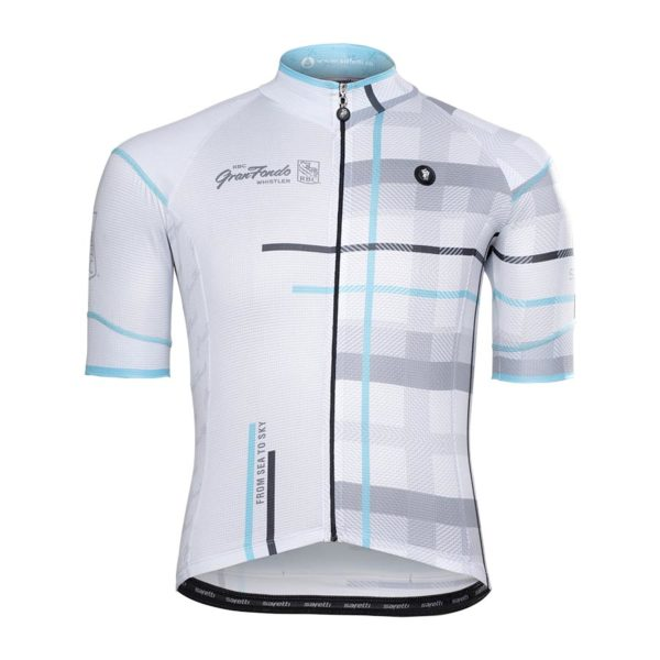 RBC GranFondo Whistler Men's Cycling Jersey