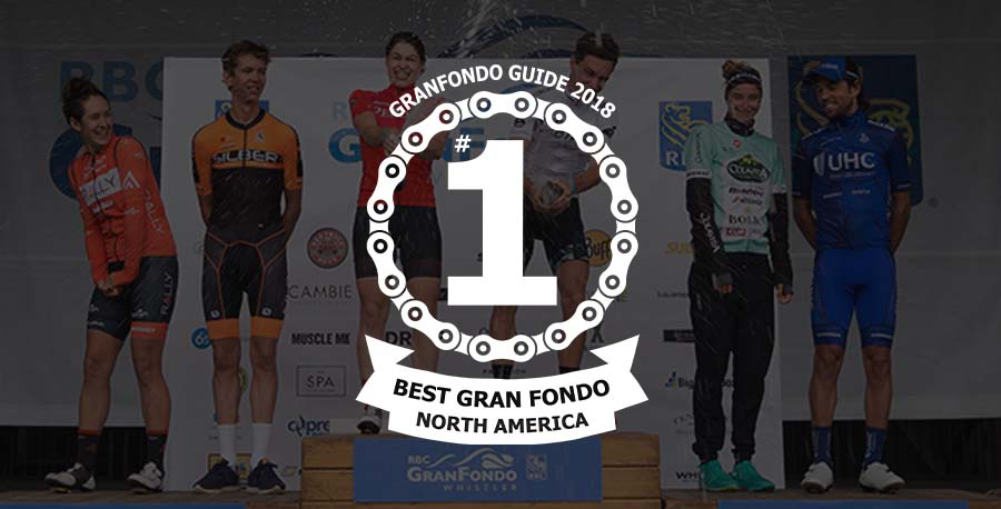 Best gran fondo in north america