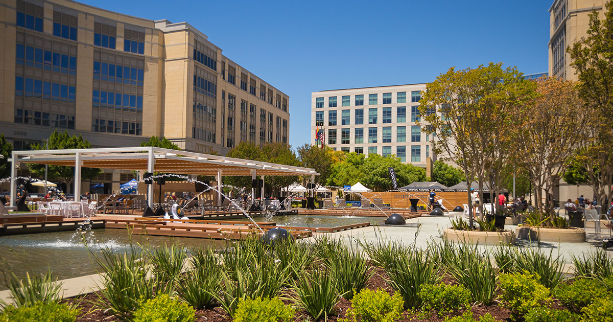 Travel and stay in Silicon Valley