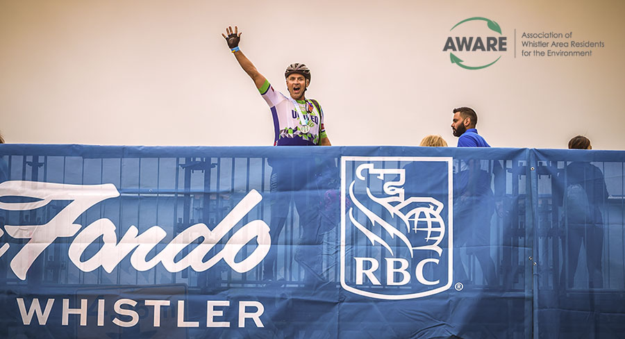 RBC GranFondo Whistler aims to be a Zero Waste event