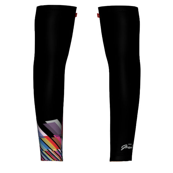 Whistler 2019 Arm Warmers Black