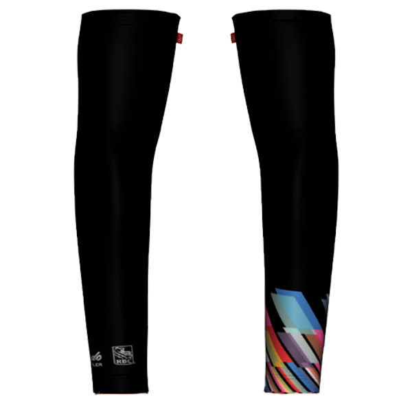 Whistler 2019 Arm Warmers Black Sides