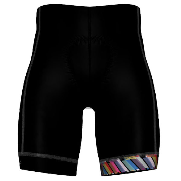 Whistler 2019 Shorts - Front