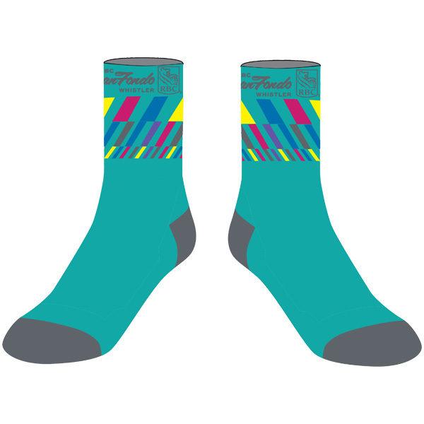 Whistler 2019 Socks
