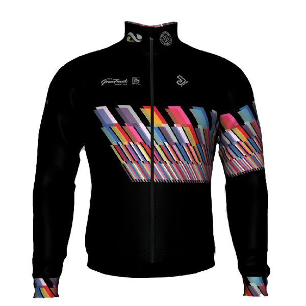 Whistler 2019 Black Jacket Front