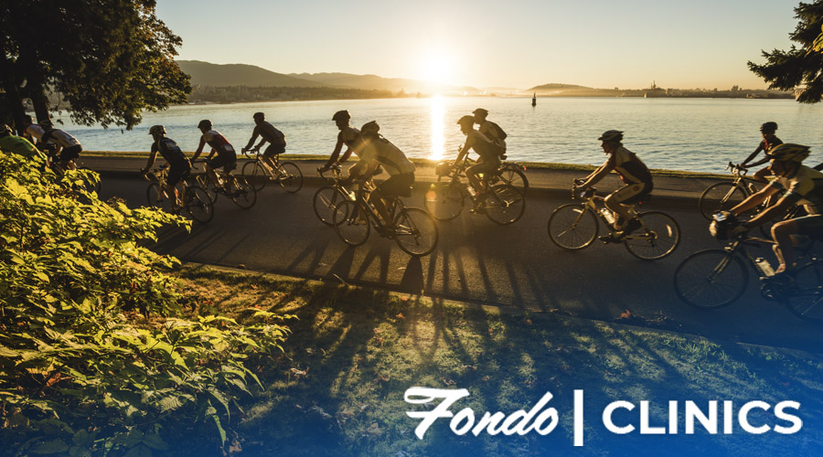 Fondo Clinics along Stanley Park, beside the ocean