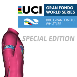 2019 Whistler GranFondo Special Edition Jersey Cover