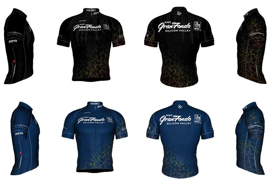 All riders will receive a blue or black Jakroo kit in 2019 with their registration