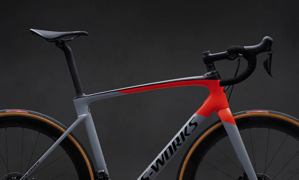 The brand new Specialized Roubaix