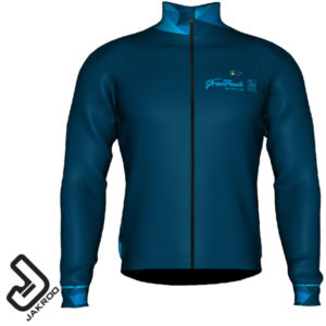 Front View of the Whistler 2020 Cycling Jacket